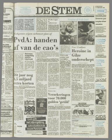 de Stem 1982-02-11