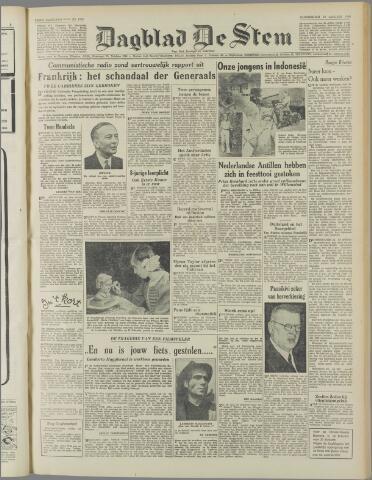 de Stem 1950-01-19
