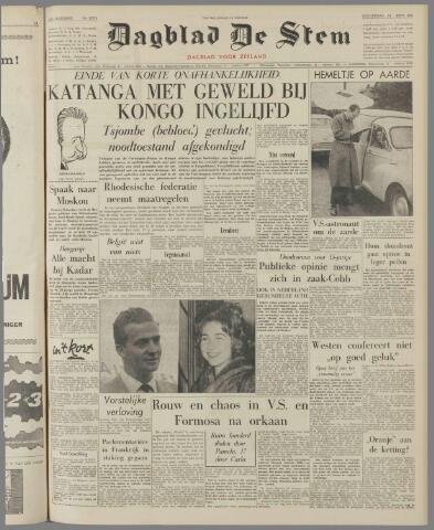 de Stem 1961-09-14