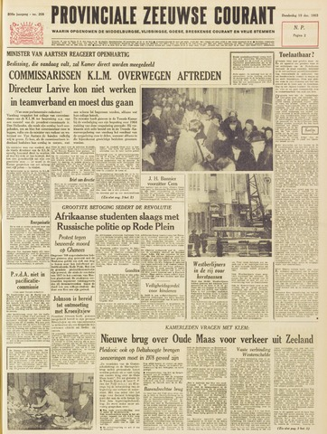 Provinciale Zeeuwse Courant 1963-12-19