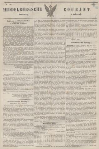 Middelburgsche Courant 1851-02-06