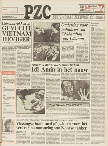 Provinciale Zeeuwse Courant 1979-02-27