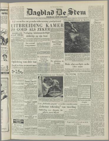 de Stem 1952-02-21