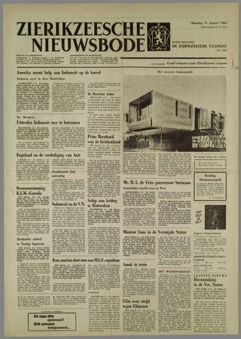 Zierikzeesche Nieuwsbode 1965-01-11