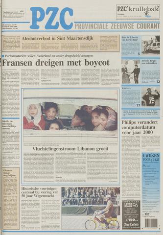 Provinciale Zeeuwse Courant 1996-04-16