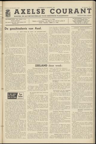 Axelsche Courant 1960-01-23