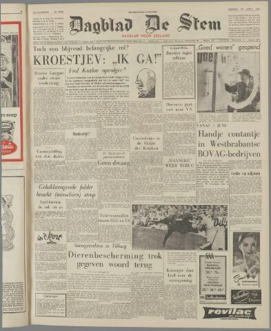 de Stem 1963-04-26