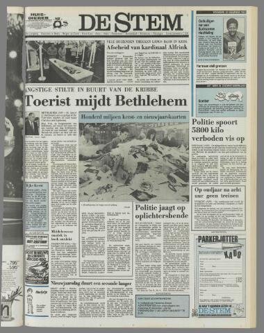 de Stem 1987-12-23