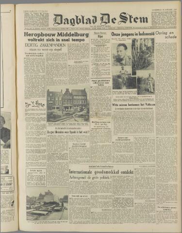 de Stem 1949-10-20