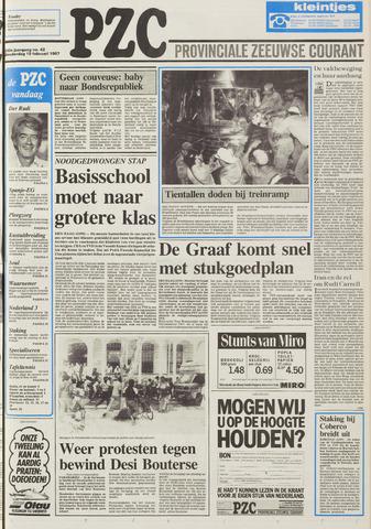 Provinciale Zeeuwse Courant 1987-02-19
