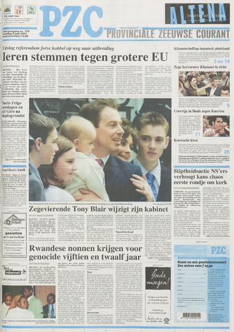Provinciale Zeeuwse Courant 2001-06-09