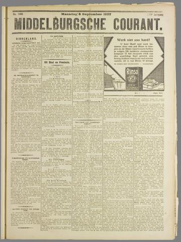 Middelburgsche Courant 1927-09-05