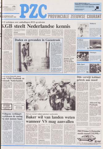 Provinciale Zeeuwse Courant 1990-11-05