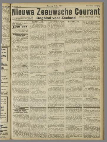 Nieuwe Zeeuwsche Courant 1920-05-08