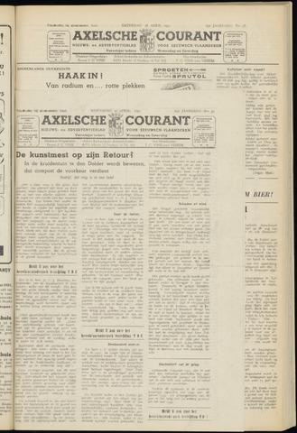 Axelsche Courant 1951-04-25