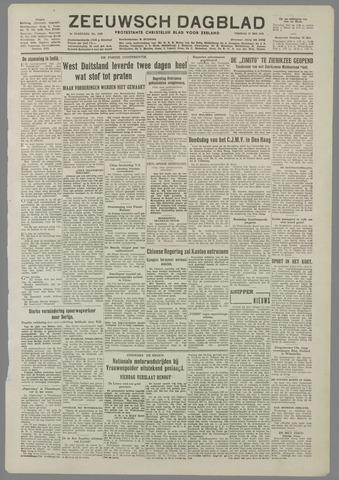 Zeeuwsch Dagblad 1949-05-27