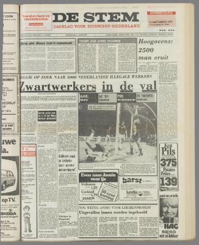 de Stem 1977-09-15