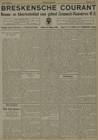 Breskensche Courant 1935-07-05