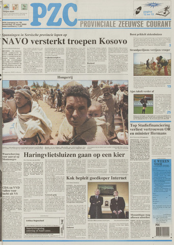 Provinciale Zeeuwse Courant 2000-03-16
