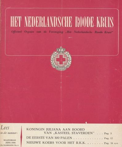 Watersnood documentatie 1953 - tijdschriften 1954-05-31
