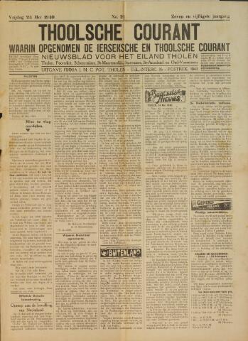 Ierseksche en Thoolsche Courant 1940-05-24