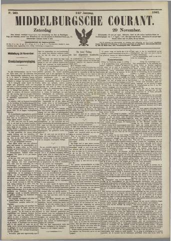 Middelburgsche Courant 1902-11-29