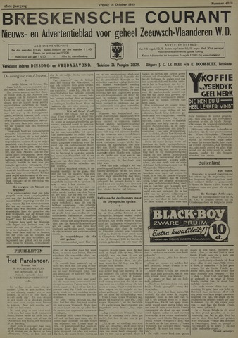 Breskensche Courant 1935-10-18