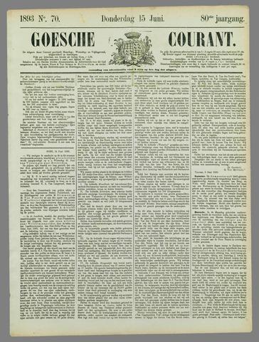Goessche Courant 1893-06-15