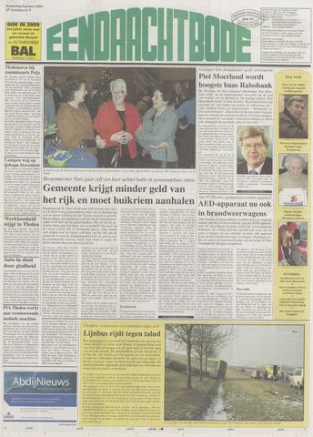 Eendrachtbode (1945-heden)/Mededeelingenblad voor het eiland Tholen (1944/45) 2009