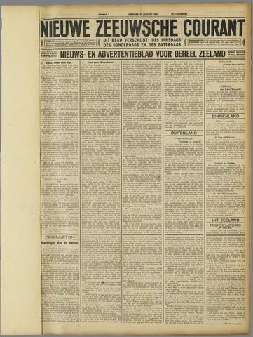 Nieuwe Zeeuwsche Courant 1928
