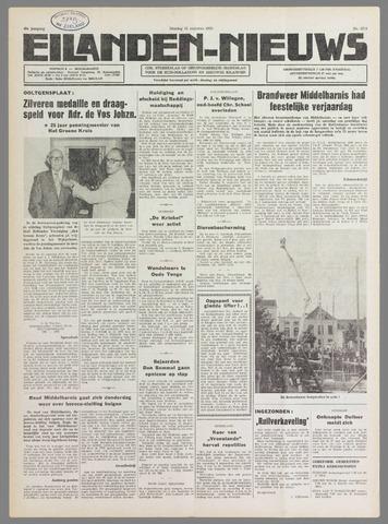 Eilanden-nieuws. Christelijk streekblad op gereformeerde grondslag 1976-08-31