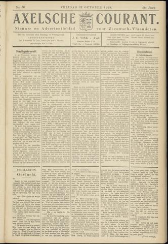 Axelsche Courant 1928-10-12