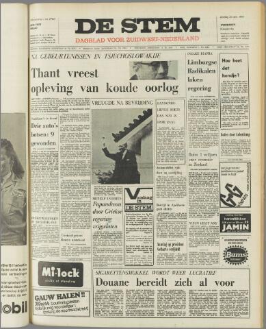 de Stem 1968-09-24