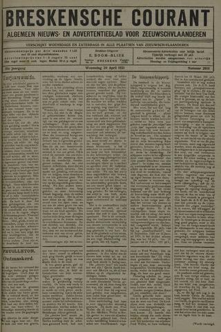Breskensche Courant 1921-04-20