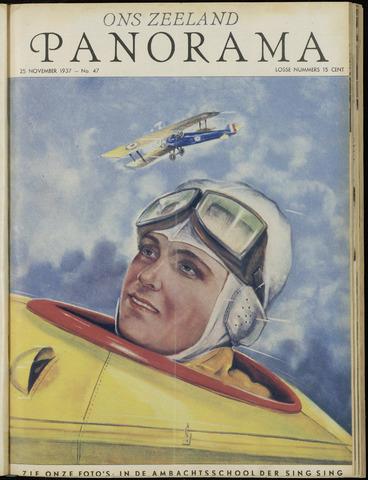 Ons Zeeland / Zeeuwsche editie 1937-11-25