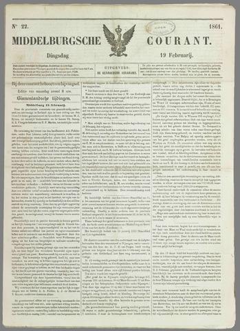 Middelburgsche Courant 1861-02-19