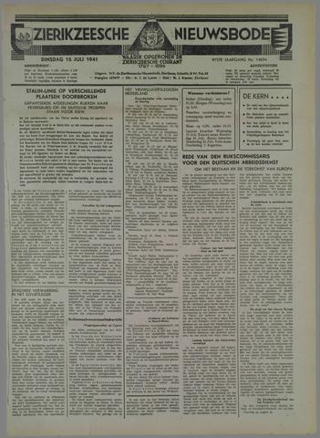 Zierikzeesche Nieuwsbode 1941-07-16