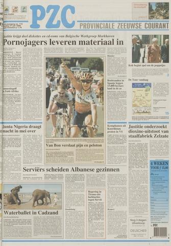 Provinciale Zeeuwse Courant 1998-07-21
