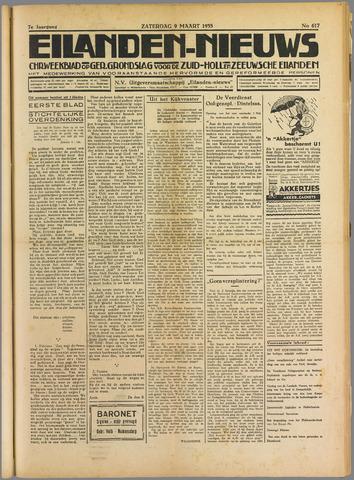 Eilanden-nieuws. Christelijk streekblad op gereformeerde grondslag 1935-03-09