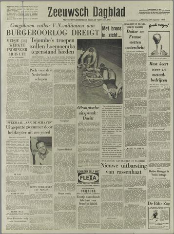 Zeeuwsch Dagblad 1960-08-29
