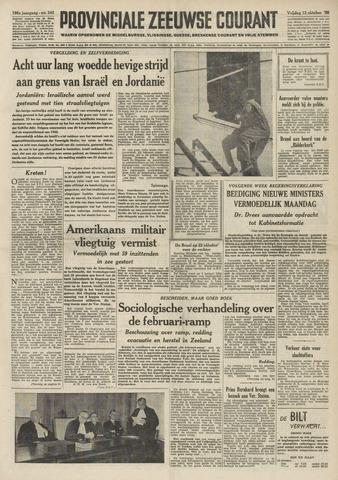 Provinciale Zeeuwse Courant 1956-10-12