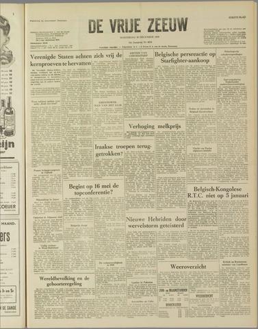 de Vrije Zeeuw 1959-12-30