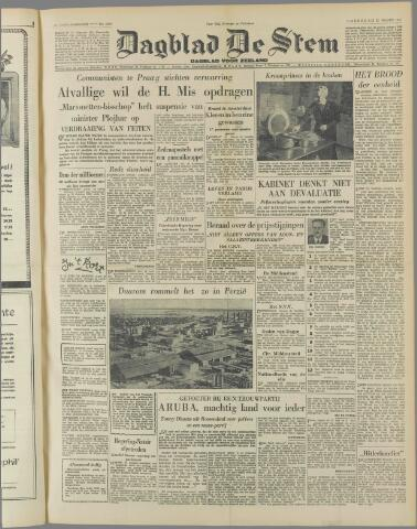de Stem 1951-03-21