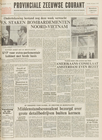 Provinciale Zeeuwse Courant 1973-01-16