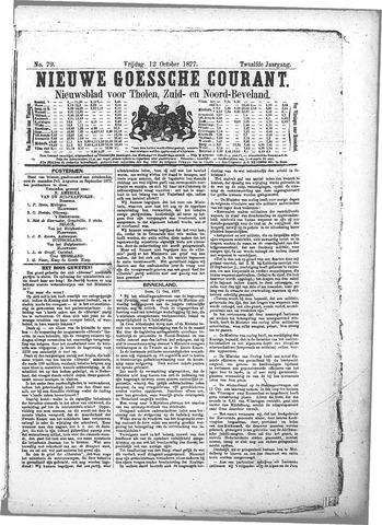 Nieuwe Goessche Courant 1877-10-12