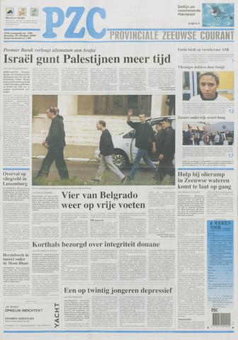 Provinciale Zeeuwse Courant 2000-10-10