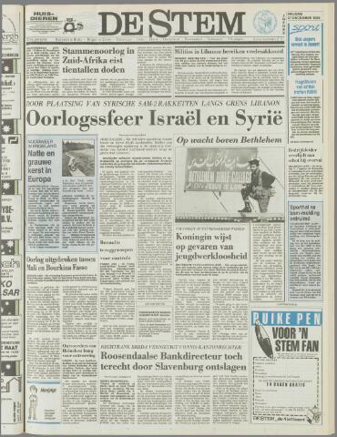de Stem 1985-12-27