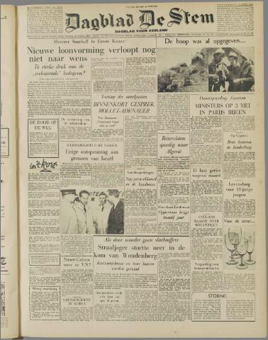 de Stem 1956-04-12