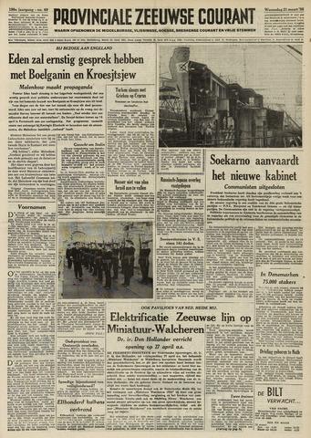 Provinciale Zeeuwse Courant 1956-03-21