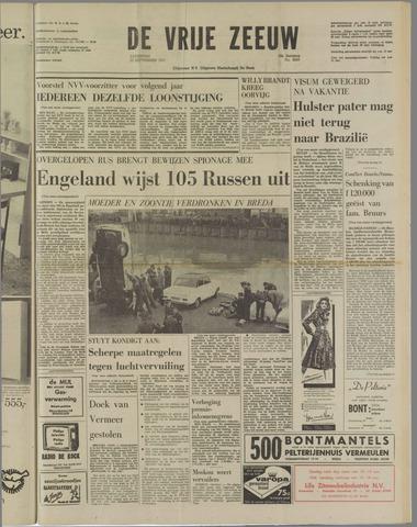 de Vrije Zeeuw 1971-09-25